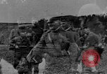Image of American Army soldiers training in combat during World War 1 France, 1917, second 1 stock footage video 65675071099