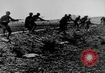 Image of American Army soldiers training in combat during World War 1 France, 1917, second 10 stock footage video 65675071099