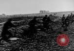 Image of American Army soldiers training in combat during World War 1 France, 1917, second 11 stock footage video 65675071099