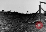 Image of American Army soldiers training in combat during World War 1 France, 1917, second 12 stock footage video 65675071099