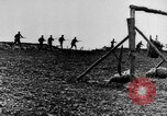 Image of American Army soldiers training in combat during World War 1 France, 1917, second 14 stock footage video 65675071099