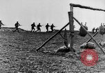 Image of American Army soldiers training in combat during World War 1 France, 1917, second 15 stock footage video 65675071099