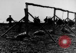 Image of American Army soldiers training in combat during World War 1 France, 1917, second 18 stock footage video 65675071099