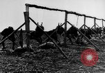 Image of American Army soldiers training in combat during World War 1 France, 1917, second 19 stock footage video 65675071099
