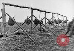 Image of American Army soldiers training in combat during World War 1 France, 1917, second 24 stock footage video 65675071099