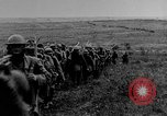 Image of American Army soldiers training in combat during World War 1 France, 1917, second 25 stock footage video 65675071099