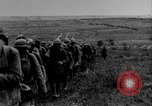 Image of American Army soldiers training in combat during World War 1 France, 1917, second 28 stock footage video 65675071099