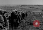 Image of American Army soldiers training in combat during World War 1 France, 1917, second 29 stock footage video 65675071099