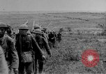 Image of American Army soldiers training in combat during World War 1 France, 1917, second 30 stock footage video 65675071099
