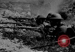 Image of American Army soldiers training in combat during World War 1 France, 1917, second 36 stock footage video 65675071099