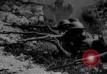 Image of American Army soldiers training in combat during World War 1 France, 1917, second 37 stock footage video 65675071099