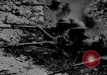 Image of American Army soldiers training in combat during World War 1 France, 1917, second 39 stock footage video 65675071099