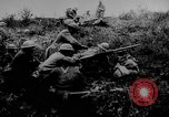 Image of American Army soldiers training in combat during World War 1 France, 1917, second 43 stock footage video 65675071099