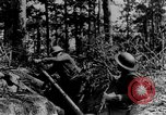 Image of American Army soldiers training in combat during World War 1 France, 1917, second 50 stock footage video 65675071099