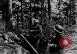 Image of American Army soldiers training in combat during World War 1 France, 1917, second 51 stock footage video 65675071099