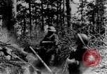 Image of American Army soldiers training in combat during World War 1 France, 1917, second 52 stock footage video 65675071099