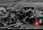 Image of American Army soldiers training in combat during World War 1 France, 1917, second 57 stock footage video 65675071099