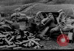 Image of American Army soldiers training in combat during World War 1 France, 1917, second 59 stock footage video 65675071099