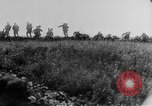 Image of Allied troops France, 1917, second 42 stock footage video 65675071101