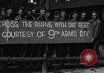 Image of United States Army Ninth Armored Division Virginia United States USA, 1945, second 17 stock footage video 65675071109