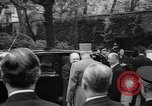 Image of Churchill and De Gaulle meeting Paris France, 1958, second 10 stock footage video 65675071114
