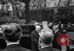 Image of Churchill and De Gaulle meeting Paris France, 1958, second 13 stock footage video 65675071114