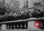Image of Churchill and De Gaulle meeting Paris France, 1958, second 17 stock footage video 65675071114