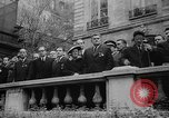 Image of Churchill and De Gaulle meeting Paris France, 1958, second 19 stock footage video 65675071114