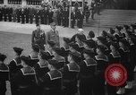 Image of Churchill and De Gaulle meeting Paris France, 1958, second 21 stock footage video 65675071114