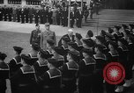 Image of Churchill and De Gaulle meeting Paris France, 1958, second 23 stock footage video 65675071114