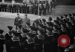 Image of Churchill and De Gaulle meeting Paris France, 1958, second 24 stock footage video 65675071114