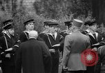 Image of Churchill and De Gaulle meeting Paris France, 1958, second 29 stock footage video 65675071114