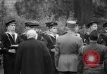 Image of Churchill and De Gaulle meeting Paris France, 1958, second 31 stock footage video 65675071114