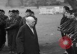 Image of Churchill and De Gaulle meeting Paris France, 1958, second 34 stock footage video 65675071114