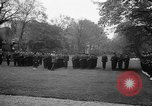 Image of Churchill and De Gaulle meeting Paris France, 1958, second 36 stock footage video 65675071114