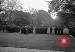 Image of Churchill and De Gaulle meeting Paris France, 1958, second 37 stock footage video 65675071114