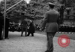 Image of Churchill and De Gaulle meeting Paris France, 1958, second 50 stock footage video 65675071114