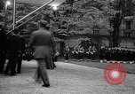 Image of Churchill and De Gaulle meeting Paris France, 1958, second 51 stock footage video 65675071114