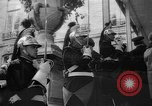 Image of Churchill and De Gaulle meeting Paris France, 1958, second 52 stock footage video 65675071114