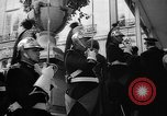 Image of Churchill and De Gaulle meeting Paris France, 1958, second 53 stock footage video 65675071114