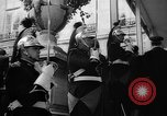 Image of Churchill and De Gaulle meeting Paris France, 1958, second 54 stock footage video 65675071114