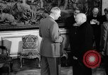 Image of Churchill and De Gaulle meeting Paris France, 1958, second 57 stock footage video 65675071114