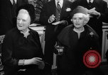 Image of Churchill and De Gaulle meeting Paris France, 1958, second 60 stock footage video 65675071114
