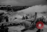 Image of damaged cargo plane New York United States USA, 1958, second 8 stock footage video 65675071115