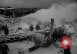 Image of damaged cargo plane New York United States USA, 1958, second 9 stock footage video 65675071115