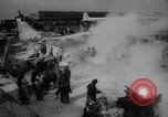 Image of damaged cargo plane New York United States USA, 1958, second 17 stock footage video 65675071115