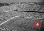 Image of Army versus Rice football Houston Texas USA, 1958, second 6 stock footage video 65675071117