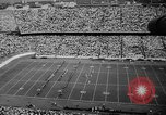 Image of Army versus Rice football Houston Texas USA, 1958, second 8 stock footage video 65675071117