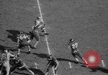 Image of Army versus Rice football Houston Texas USA, 1958, second 13 stock footage video 65675071117