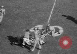 Image of Army versus Rice football Houston Texas USA, 1958, second 18 stock footage video 65675071117